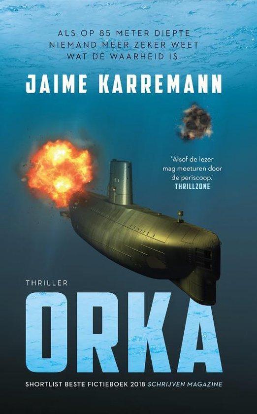 Orka - Jaime Karremann | Fthsonline.com