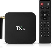 TX6 mediaspeler | 2/16 GB | Android 9 | Allwinner H6 | KODI 18.4 | Android tv box model 2020