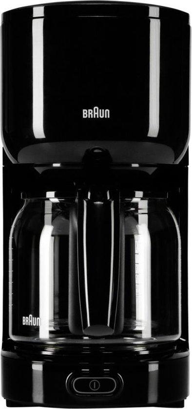 Braun KF3120BK PurEase zwart