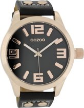 OOZOO Timepieces C1159 - Polshoroge - Zwart - 46 mm