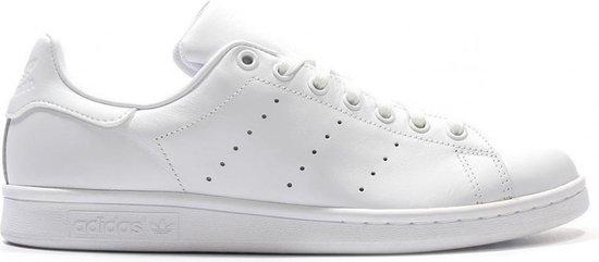 adidas Stan Smith Heren Sneakers - Cloud White/Cloud White/Cloud White - Maat 45 1/3