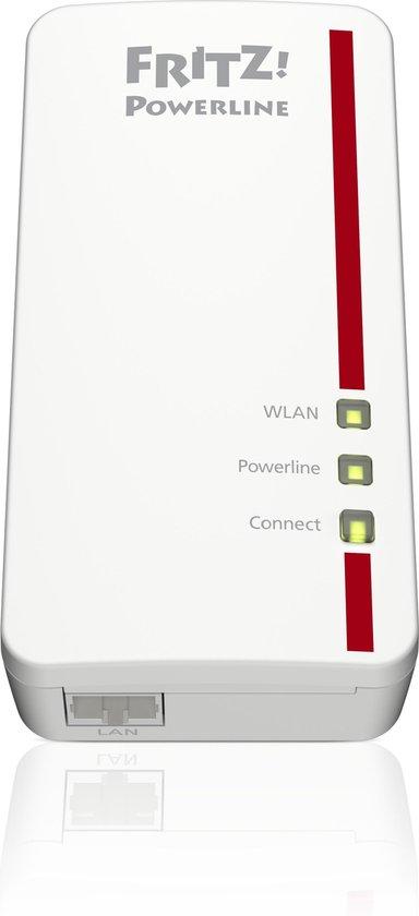 AVM FRITZ!Powerline 1260E - Wifi Powerline - 2 stuks - NL