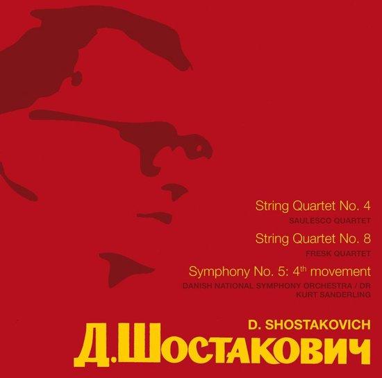 String Quartet No. 4/String Quartet No. 8/Symphony