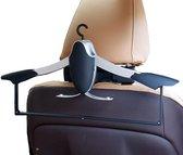 Multifunctionele Auto Kledinghanger – Inklapbaar – Eenvoudige Montage Aan Hoofdsteun - E-Shoppr®
