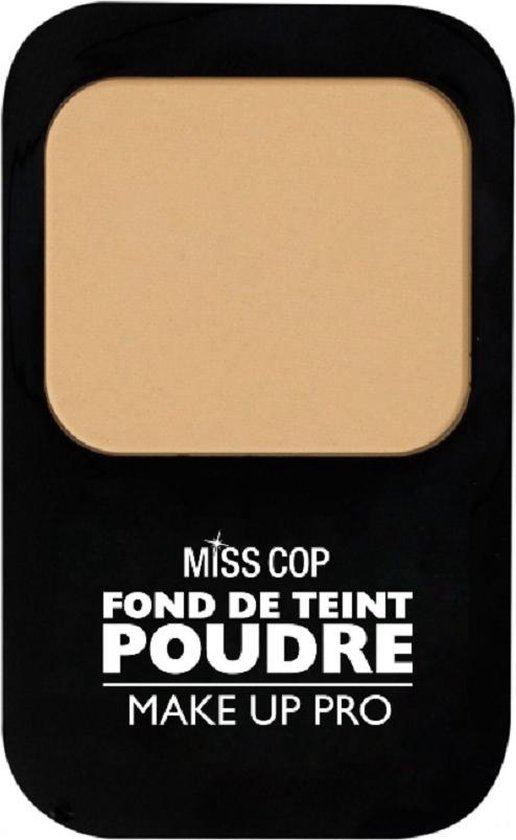Miss Cop Compact Foundation 01 SABLE