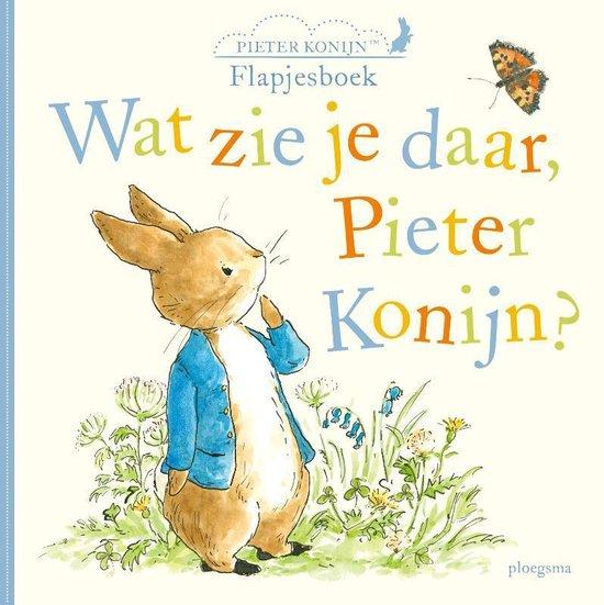 Pieter Konijn - Wat zie je daar, Pieter Konijn? - Beatrix Potter |