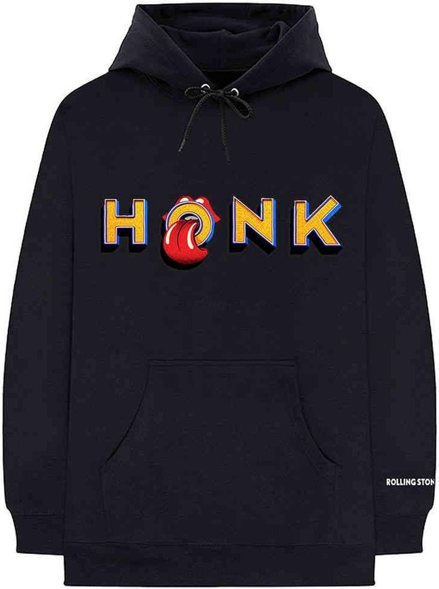 The Rolling Stones Hoodietrui Honk Album Wit | Attitude Holland