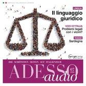 Italienisch lernen Audio - Recht und Sprache