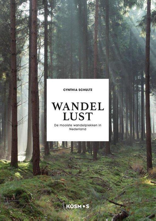 Boek cover Wandellust van Cynthia Schultz (Hardcover)