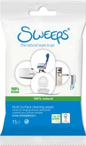 Sweeps multi surface wipe