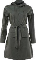 Rains Belt Jacket Regenjas Unisex - Maat S/M