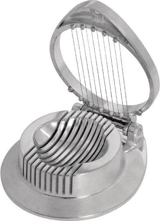 Eiersnijder - Vogue - Aluminium - Snijder voor het snijden van plakjes ei