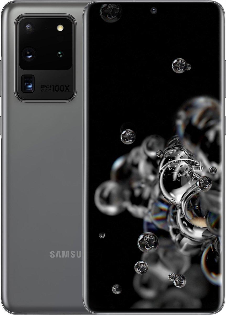 Samsung Galaxy S20 Ultra – 5G – 128GB – Cosmic Gray