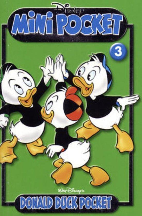 D Duck mini pock 003 - Onbekend | Fthsonline.com