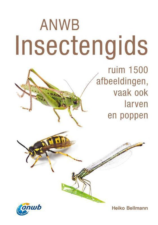 ANWB Insectengids - Heiko Bellmann |