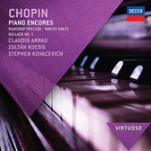 Piano Favourites (Virtuoso)