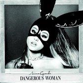 CD cover van Dangerous Woman van Ariana Grande
