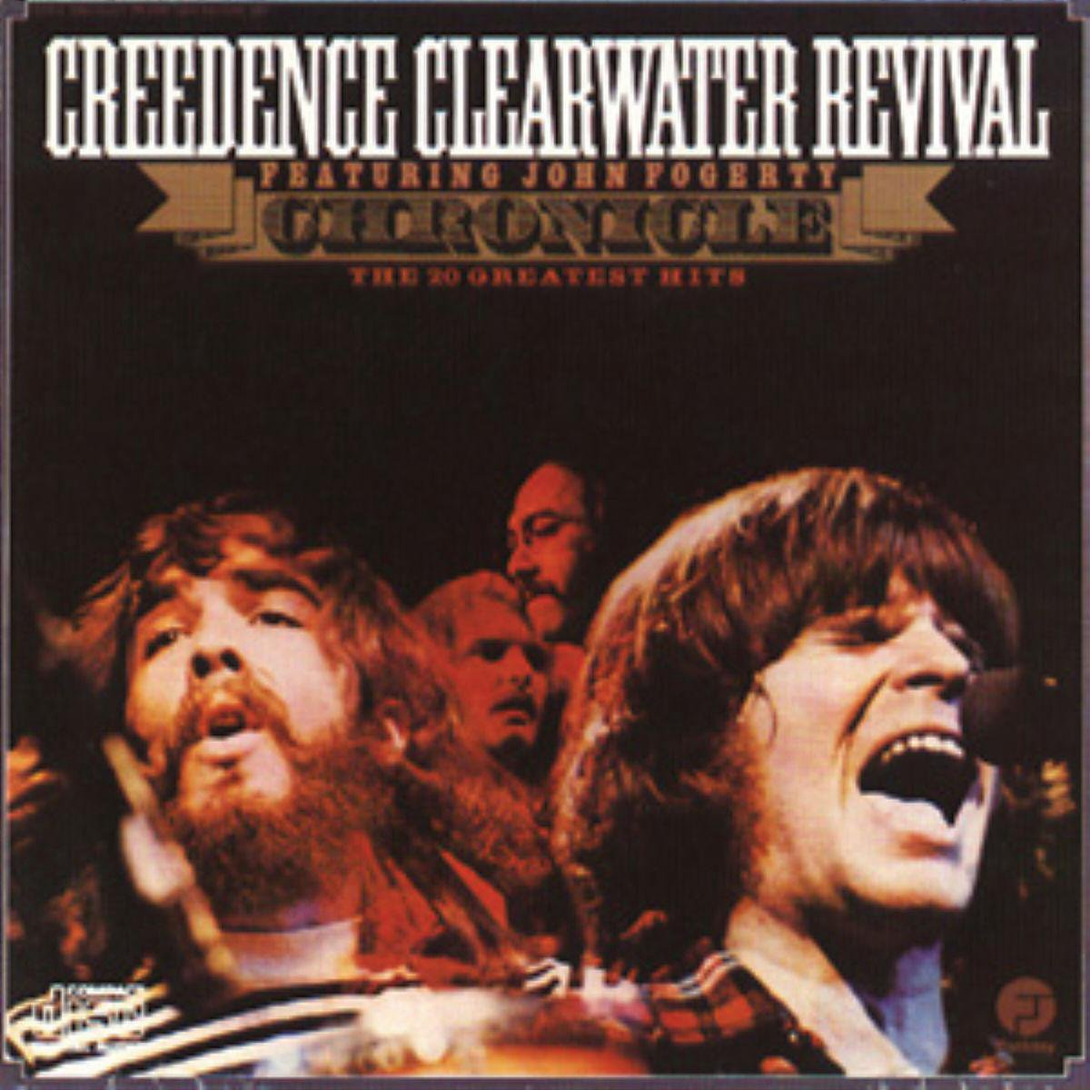 Chronicle: 20 Greatest Hits - Creedence Clearwater Revival
