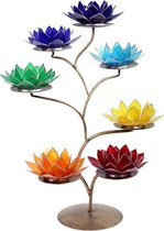 Chakra lotus boom