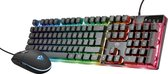 GXT 838 Azor - Gaming Toetsenbord & Muis - Qwerty - Zwart