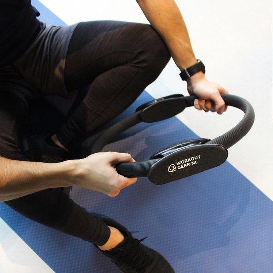 Workout Gear - Pilates Ring - Yoga Ring - Pilates Circle - Zwart