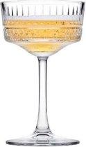 Pasabahce Elysia - Champagneglazen - Set van 4 - 260 ml