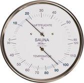 Fischer | Sauna thermohygrometer ø 130 mm