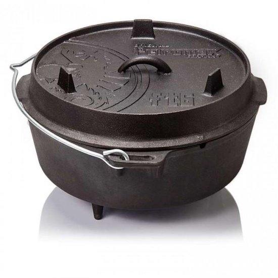 Petromax - Gietijzeren pan - Dutch Oven FT6 - 7,6 Liter
