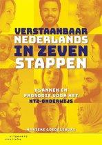 Boek cover Verstaanbaar Nederlands in zeven stappen van Marieke Goedegebure