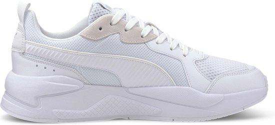 Puma Sneakers - Maat 44.5 - Unisex - wit/beige