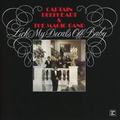 Captain Beefheart And The Magi - Lick My Decals Off, Baby