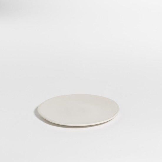 The Table atelier - ontbijtbord - Ø 20 cm - handgemaakt - creme