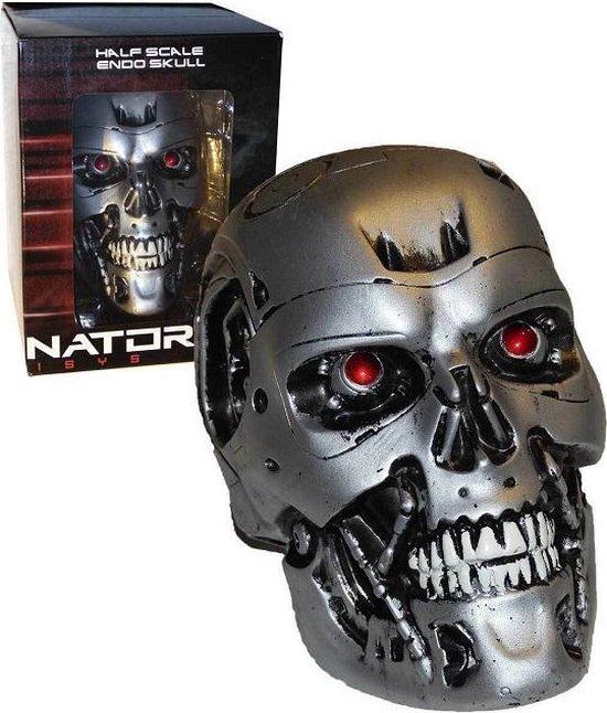 Lootcrate Half Scale Endo Skull Terminator Genisys