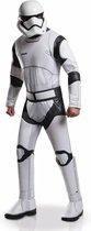 Wit deluxe Stormtrooper™ kostuum voor volwassenen - Star Wars VII™ - Verkleedkleding - XL - Carnavalskleding