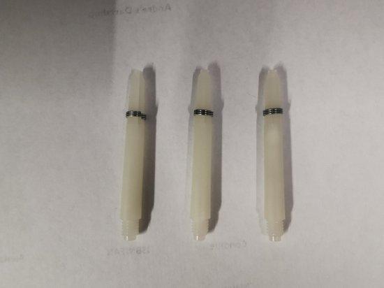 nylon shafts inbetween naturel 10 sets