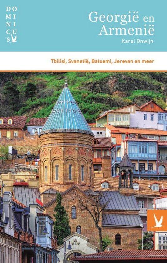 Georgië en Armenië - Karel Onwijn |