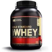 Optimum Nutrition - Gold Standard 100% Whey Protein - French Vanilla  - 2270 g (71 shakes)
