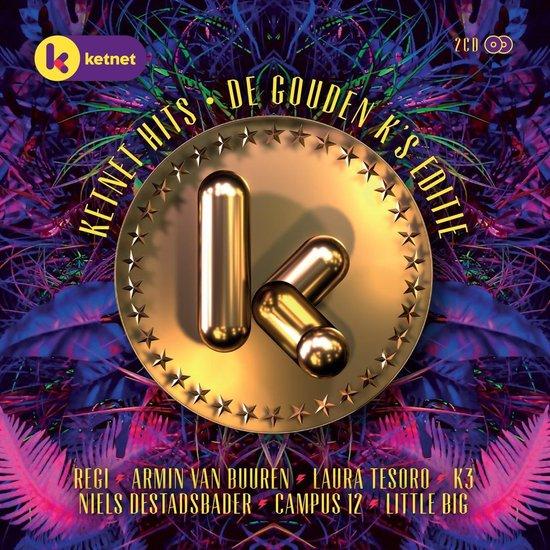Ketnet Hits - Gouden K'S Editie (2Cd)