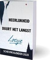 Afbeelding van Loesje Scheurkalender 2020