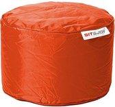 Sit and Joy Small Dot - Zitzak - Rond - Ø55 cm - Nylon - Oranje