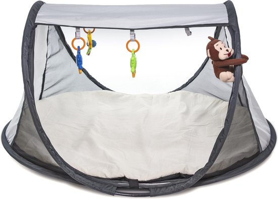 Deryan Pop-Up Play Gym - Activity Center - Baby speelkleed - baby tentje + Inclusief klamboe