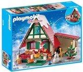 Playmobil Bij de Kerstman thuis (5976)