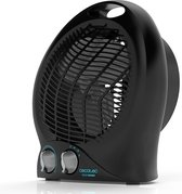 Cecotec Electrisch tafel ventilatorkachel - Warmte en koude ventilator - Kachel - Heater - Zwart