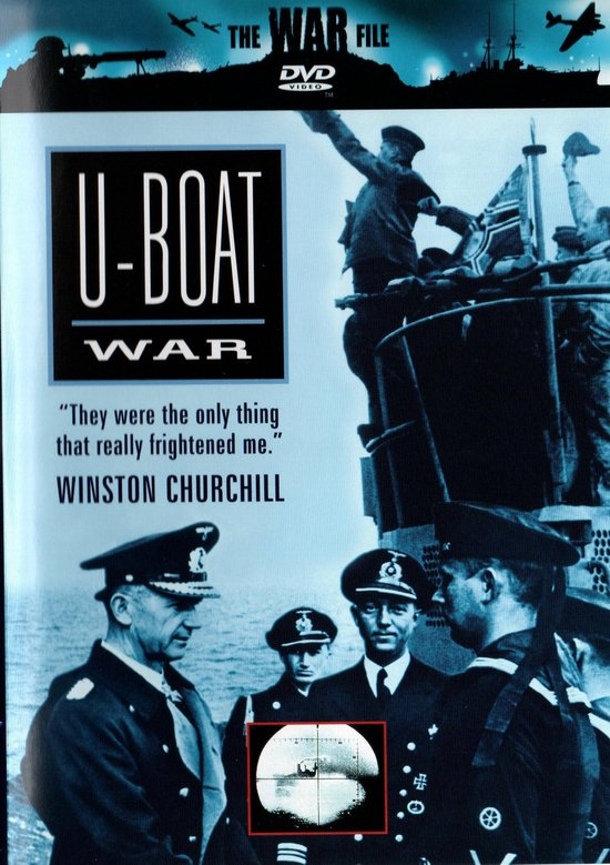 Cover van de film 'U-Boat War'