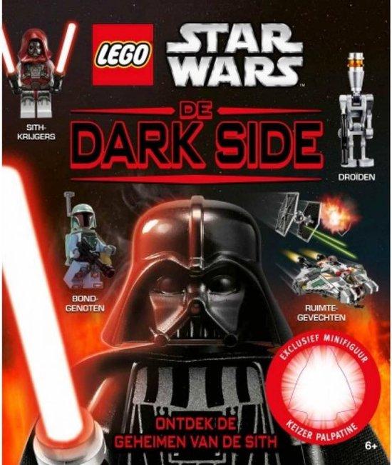 Boek cover LEGO Star Wars - De dark side van Daniel Lipkowitz (Paperback)