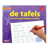 Boek cover Mijn oefenschrift De tafels 7-8 jaar groep 4 van Emy Geyskens (Paperback)