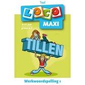 Loco Maxi - Taal Werkwoordspelling 1; 9-11 jaar groep 6/7