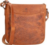 Micmacbags Everglades - Dames schoudertas - Cognac