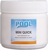Pool Power Mini Quick Desinfectiemiddel voor Zwemb