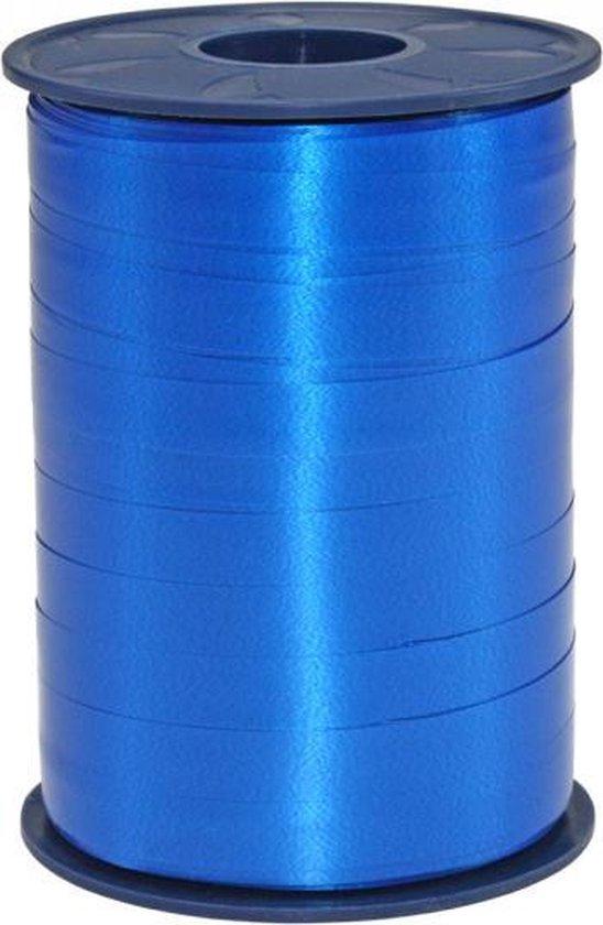 Blauw Lint 250 meter x 10mm